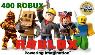 400 Robux En Roblox Todas Las Consolas Entrega Las 24hrs!