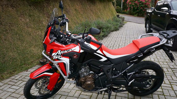 Honda Africa Twin Crf1000l Te (travel Edition)