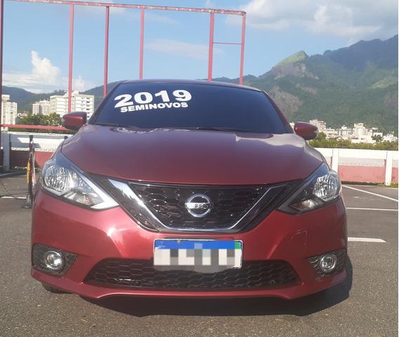 Nissan Sentra S 2.0 Flexstart 16v Automatico