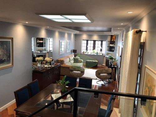 Casa 4 Dormitórios, 4 Suites  - Vila Morse/morumbi - São Paulo/sp - Ca0898