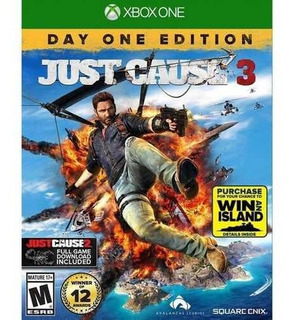 Just Cause 3, Xbox One