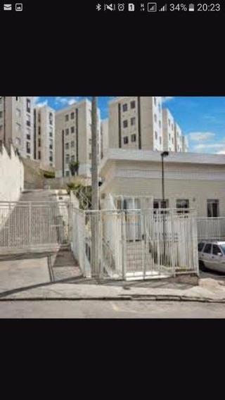 Lindo Apartamento Fit Taboão Da Serra - Ap0564