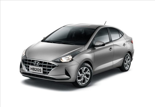 Hyundai Hb20s 1.6 16v Flex Vision Manual