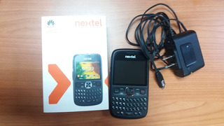 Celular Huawei U6020 3g Single 1.3 Mp 2.4 Preto