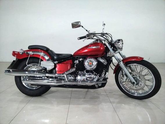 Moto Yamaha Custom 650 Dragstar Xvs