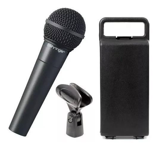 Microfone Xm 8500 Behringer Xm8500 Produto Original