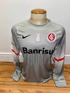 Camisa Inter Libertadores 2015 Do Goleiro #22 Alisson