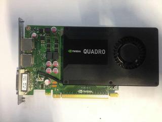 Tarjeta Grafica Nvidia Quadro K2000