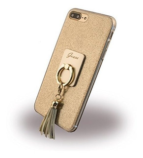 Guess Protector Girlystand Gold iPhone 7 Plus