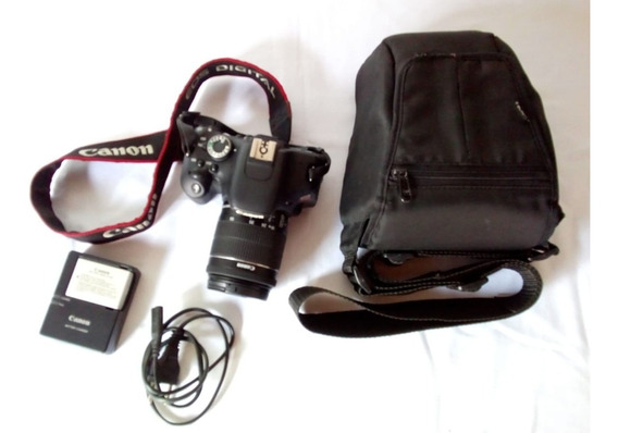 Máquina Fotográfica T3i Canon