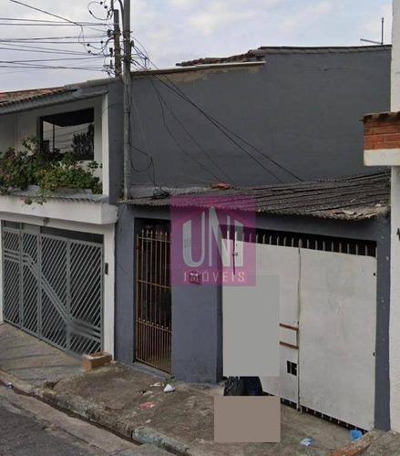 Terreno À Venda, 142 M² Por R$ 297.000 - Jardim Teles De Menezes - Santo André/sp - Te0221