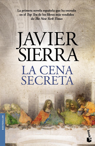 Imagen 1 de 3 de La Cena Secreta De Javier Sierra - Booket