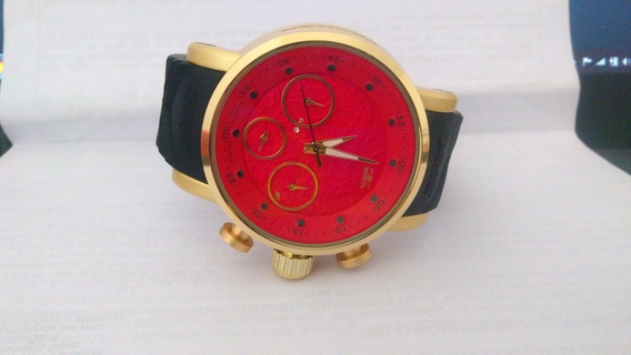 Relógio De Luxo Funcional Masculino Prova Dagua Frete Grátis