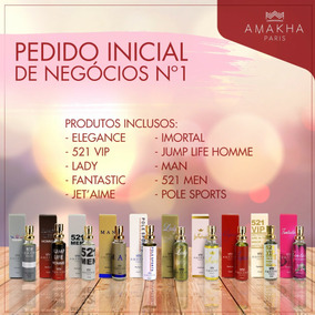 Mini Perfumes Amakha Paris