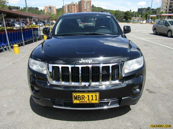 Jeep Grand Cherokee Limited Tp 5700cc Aa 4x4 Ct Us