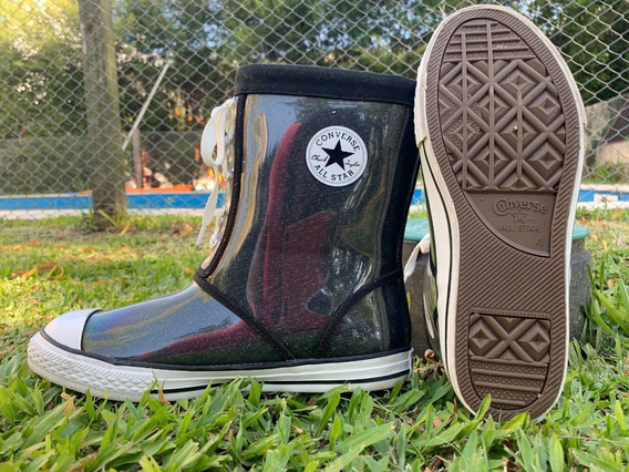 Botas De Lluvia Converse - All Star - Talle 37