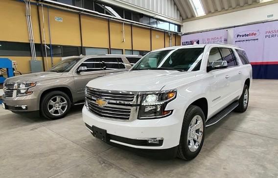 Chevrolet Suburban Blindada Año 2020