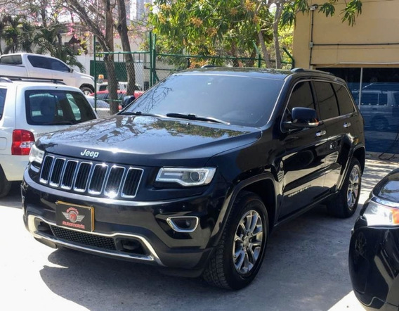 Jeep Grand Cherokee Limited V8 5.700cc 2015