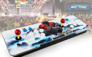 Consola Arcade Pandora 6s 1500 Juegos 2 Joystick Tablero