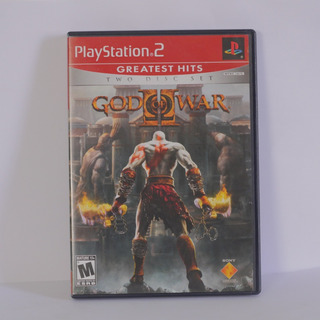 God Of War 2 - Playstation 2 Ps2