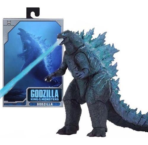 Imagen 1 de 8 de Godzilla 2019 Nuclear Jet Monster Model