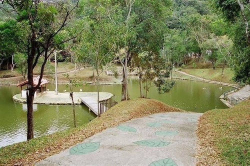 Terreno Condomínio Bosque Das Mansões - 4011