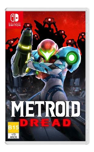Imagen 1 de 5 de Metroid Dread Estándar - Nintendo Switch Nuevo