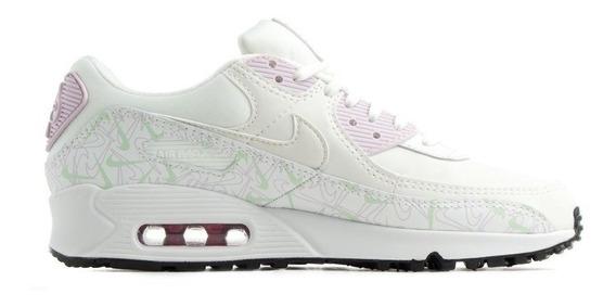Zapatillas Nike Air Max 90 Vday Mujer Originales-b