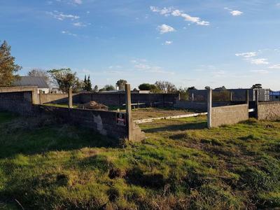 Terreno La Calera Esquinero Con Muros Perimetrales