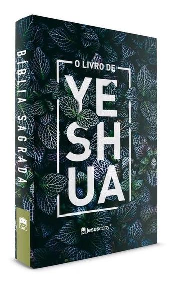 Biblia Jesus Copy Yeshua Capa Dura Nvi Lançamento