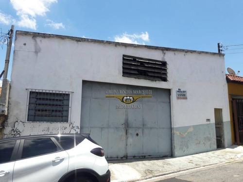 Galpão À Venda, 250 M² Por R$ 800.000,00 - Jardim Vila Formosa - São Paulo/sp - Ga0091