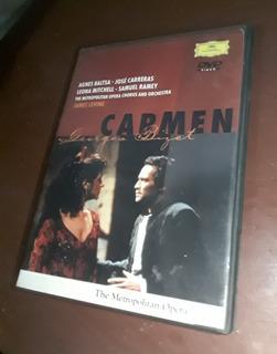 Carmen Levine Carreras Dvd