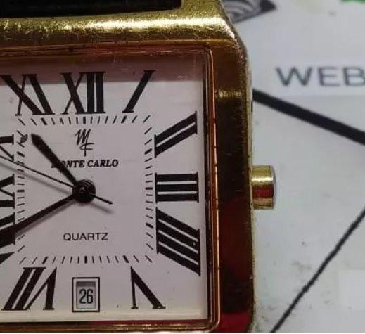 Relógio T0149 Monte Carlo Masculino Original Webclock
