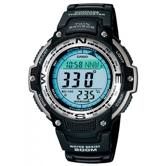 Relógio Casio Sgw-100-1vdf Masculino Preto - Refinado