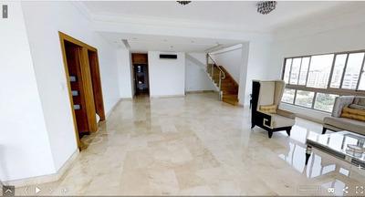 Penthouse En La Avenida Anacaona De 583m2 Habitaciones