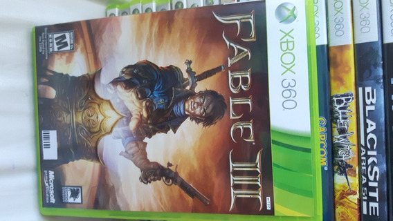 Fable 3 Para Xbox 360
