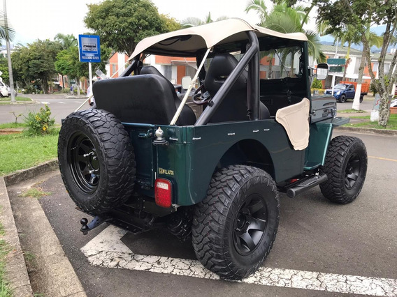 Willys Campero Campero
