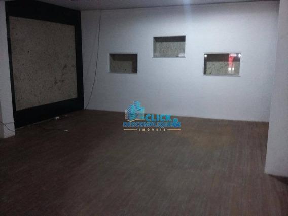 Loja Comercial Para Locação, Centro, Santos - Lo0012. - Lo0012