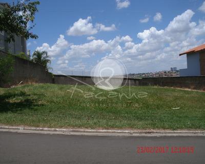 Terreno No Condomínio Loteamento Alphaville Campinas - Te00122 - 4390729