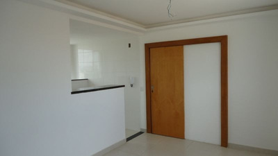 Apartamento Com 3 Quartos Para Comprar No Novo Boa Vista Em Contagem/mg - 2545