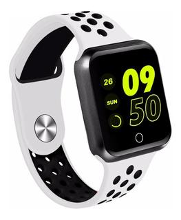 Smartwatch Midi-s226 Relógio Fitness À Prova Dàgua Ios Android C/ Nota Fiscal + Super Brinde