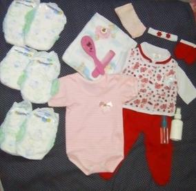 Kit Maternidade Para Bonecas Meninas (16 Itens) - Promoção