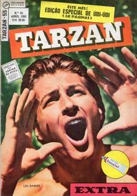 Tarzan (2ª Série) Nº 55 - Excelente Estado - Frete Grátis