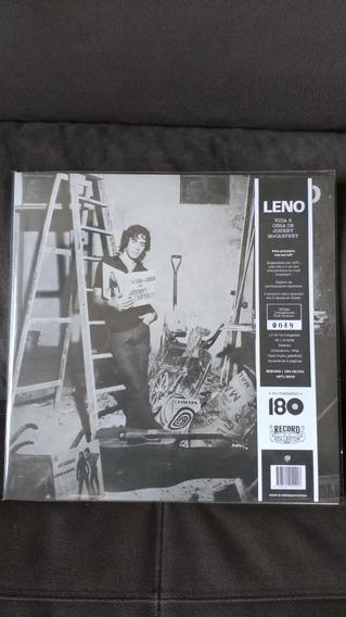 Lp Leno - Vida E Obra De Johnny Mccartney (vinil Branco 49)
