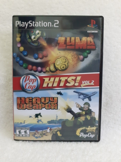 Pop Cap Hits Vol. 2 Para Playstation 2 - Patch