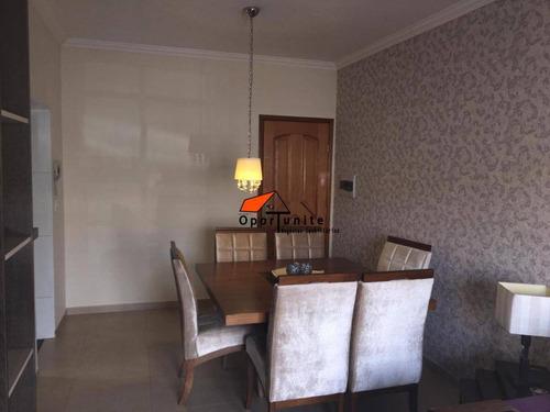 Apartamento Completissimo!! 2 Dorm Sendo 1 Suíte, 2 Vagas Com Todos Os Moveis (tudo Que Está Nas Fotos) Palmares/ Ribeirão Preto-sp - Ap1577