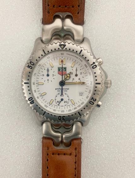 Relógio Tag Heuer Link Cg 1112-0 Chronograph