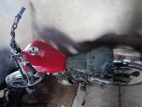 Moto Suzuki 125ccc Chopper