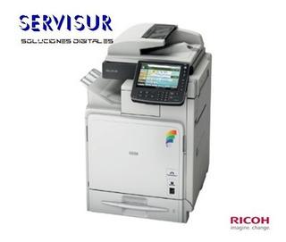 Multifunción Copiadora Color Ricoh Mpc300