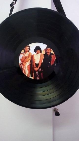 Bolsa Disco De Vinil Lp Rock Punk Gotico Madona Ramones